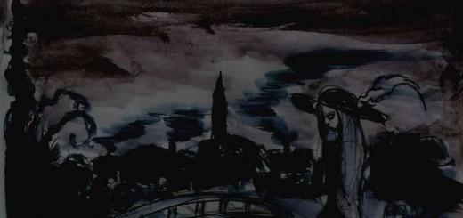 XCIII – Like a Fiend in a Cloud